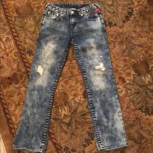 👖 NEW WITH TAG BOYS TRUE RELIGION JEANS 👖